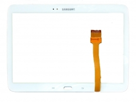 TOUCH SCREEN VETRO SAMSUNG GALAXY TAB 3 GT P5200 P5210 P5220 10.1 BIANCO