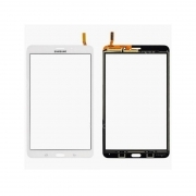 TOUCH SCREEN VETRO SAMSUNG GALAXY TAB 4 SM-T231 T233 T235 7.0 BIANCO