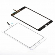 TOUCH SCREEN VETRO SAMSUNG GALAXY Tab Pro 8,4 T321 T325 SM-T325 SM-T321 BIANCO WHITE