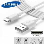 CAVO USB ORIGINALE SAMSUNG TYPE C EP-DN930CWE FAST CHARGE A320 A520 S8 S9
